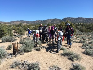 Pine Nut Mtns Fall Clean-Up @ TBD